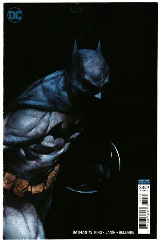 Batman #73 Oliver Variant Cvr (DC, 2019) NM