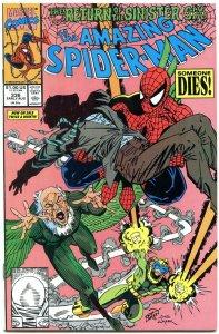 AMAZING SPIDER-MAN #336 1990-MARVEL COMICS-NM NM