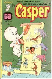 CASPER  (1958-    ) 186 VF-NM June 1976 COMICS BOOK