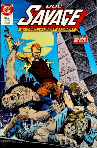 Doc Savage #2 (1987)