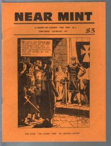 Near Mint #2 1980-Milton Caniff-Hal Foster Prince Valiant-Mike Kieffel-FN