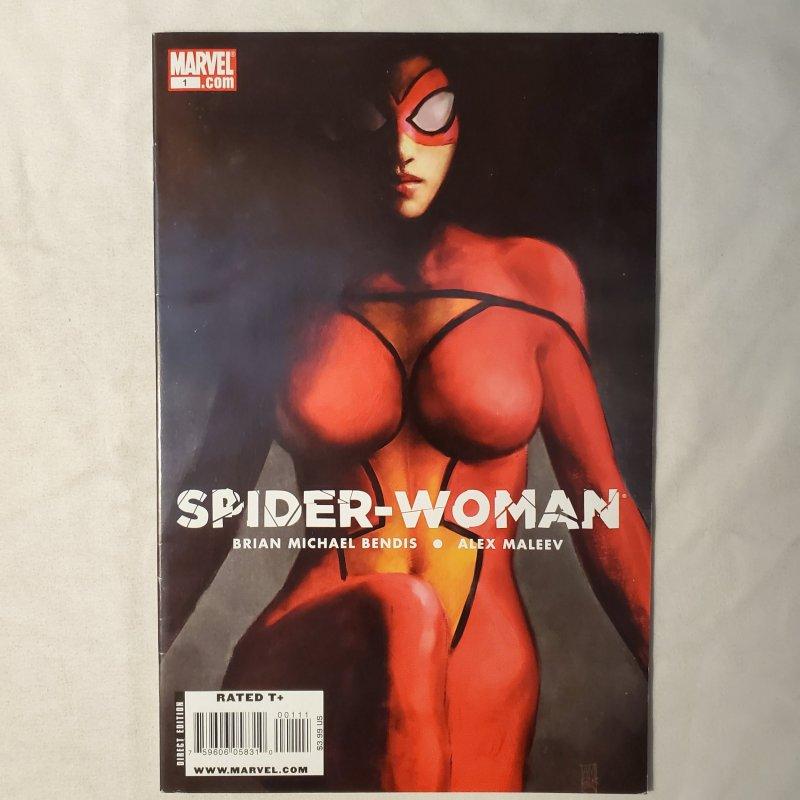 Spider-Woman #1 VF+