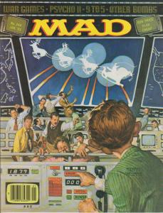 MAD MAGAZINE #224 - HUMOR COMIC MAGAZINE