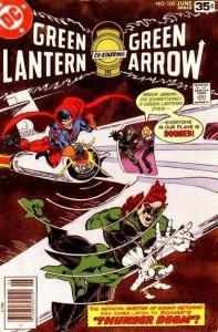 Green Lantern (1960 series) #105, VF- (Stock photo)