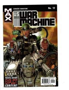 U.S. War Machine (JP) #12 (2002) OF19