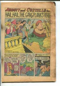 ABBOTT AND COSTELLO #8-1949-LILY RENEE ART-ST.JOHN-pr/fr