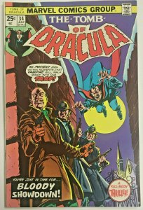 TOMB OF DRACULA#34 VF/NM 1975 MARVEL BRONZE AGE COMICS