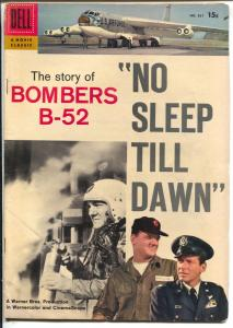 No Sleep Till Dawn-Four Color Comics #831 1957-Dell-B-52 Bombers-VG