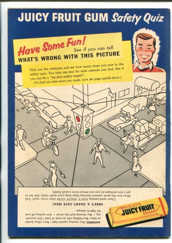 TARZAN #96-1957-DELL-GORDON SCOTT COVER- BURROUGHS- MARSH- MANNING-15¢ cover-vf