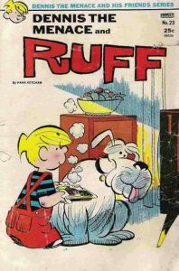Dennis the Menace and his Friends #23 VG; Fawcett | low grade comic - save on sh