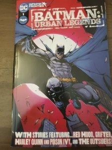 Batman: Urban Legends (2021) #1 A Hicham Habchi - 9.0
