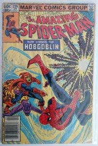 The Amazing Spider-Man #239 Newsstand (GD/VG)(1983)