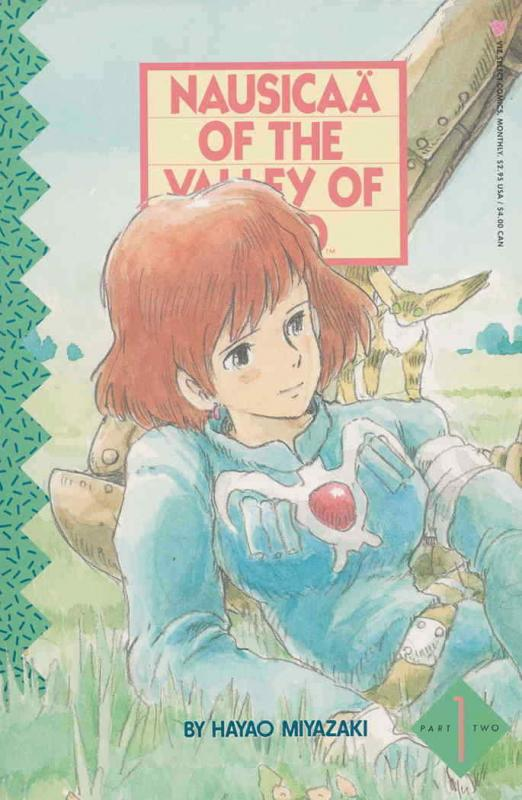 Nausicaä of the Valley of Wind Part 2 #1 FN; Viz | save on shipping - details in