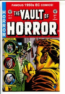 Vault Of Horror-#21-1997-Gemstone-EC reprint