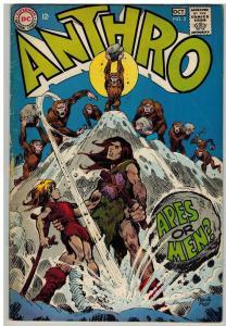 ANTHRO (1968) 2 GD Oct. 1968