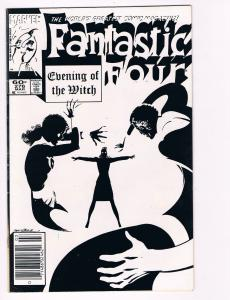 Fantastic Four # 276 Marvel Comic Book Hi-Res Scan Modern Age Awesome Issue!! S2