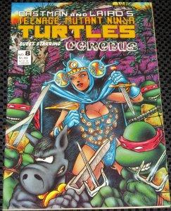 Teenage Mutant Ninja Turtles #8 (1986)