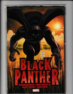 THE BLACK PANTHER V F TPB   CAPTAIN AMERICA  APP  MARVEL COMICS