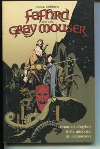 Fritz Leiber's Fafhrd And The Gray Mouser-Howard Chaykin-2007-PB-VG/FN