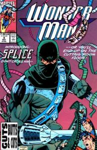 Wonder Man (1991 series) #4, NM (Stock photo)