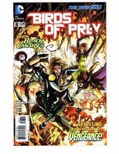 Birds Of Prey #8 (VF/NM) ID#MBX3