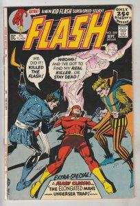 Flash, The #209 (Sep-71) VF+ High-Grade Flash