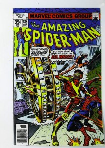 Amazing Spider-Man (1963 series) #183, NM- (Actual scan)