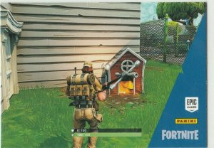Fortnite Base Card 33 Panini 2019 trading card series 1