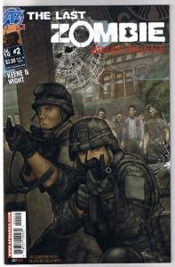 The LAST ZOMBIE #2, NM, 2010, undead, more Horror in store