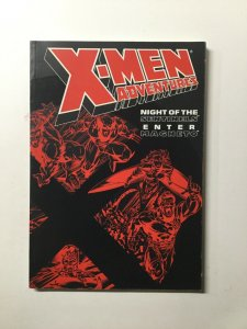 X-Men Adventures Night Of The Sentinels Enter Magneto Tpb Sc Fine Fn 6.0 Marvel