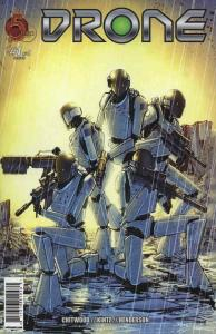 Drone #1 VG; Red 5 | low grade comic - save on shipping - details inside