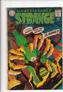 Strange Adventures #216 (Feb-69) VG Affordable-Grade Deadman