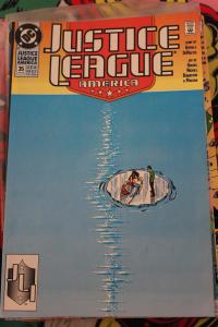 Justice League America  35  VF/NM