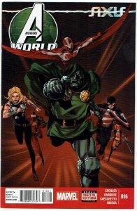 Avengers World #16 Doctor Doom Else Bloodstone NM