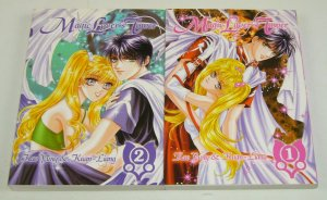 Magic Lover's Tower vol. 1-2 VF/NM complete series - drmaster manga set lot