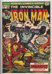 Iron Man #56 (Dec-71) VF/NM High-Grade Iron Man
