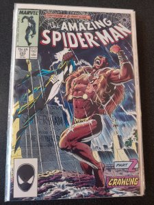 ​Amazing Spider-Man #293 -1987 Kraven's Last Hunt HIGH GRADE NM