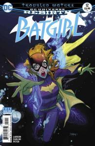 Batgirl (2016 series) #12, NM + (Stock photo)