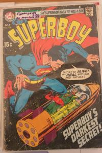 Superboy 158 VG