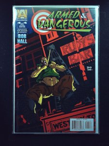 Armed and Dangerous #4 (1996)