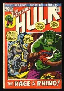 Incredible Hulk (1968) #157 FN- 5.5 Marvel Comics