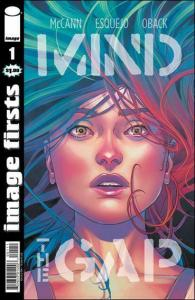 Mind the Gap #1 (3rd) VF/NM; Image | save on shipping - details inside