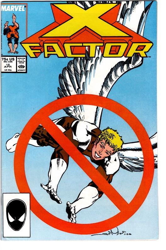 X factor #15 NEAR MINT $15.00