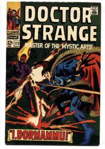 DOCTOR STRANGE #172 comic book  1968-MARVEL COMICS-HIGH GRADE COPY
