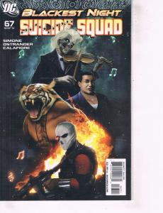 Lot Of 2 DC Comics Book Suicide Squad #67 and Trinity Book one ON1
