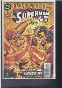 Action Comics #709 (DC, 1995)