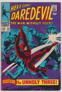 Daredevil #39 (VG-)