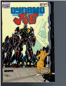 Dynamo Joe #1 (1986)