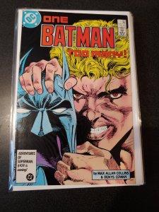BATMAN #403 VF-NM D.C comics