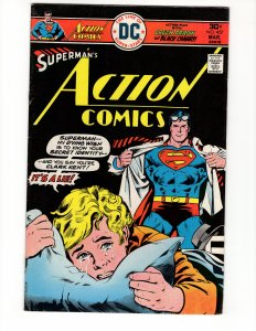 ACTION COMICS #457 (6.5) Bronze Age DC Comics ID#45P